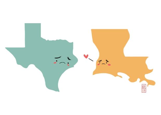 TX-LA-love-flat