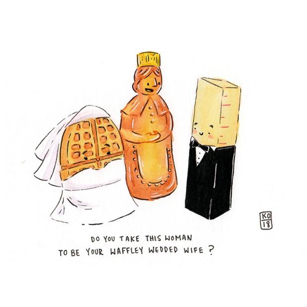 Waffley-Wedded